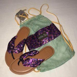 Matilda Jane Women's Sandals, Size 7, NWT